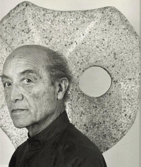 , 'Isamu Noguchi,' 1986, Baudoin Lebon Gallery