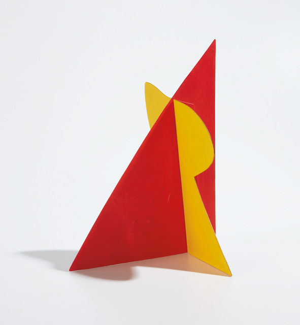 Alexander Calder, 'Untitled (Maquette for Eppur Si Muove)', 1965-inscribed 1968, Phillips