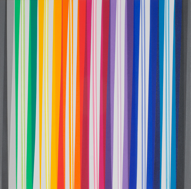 Gabriele Evertz, '(A-) Chromatic Series (Anchored)', 2012, David Richard Gallery