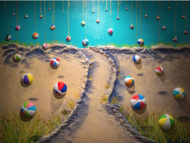 , 'Dripping Summer,' 2011, HG Contemporary