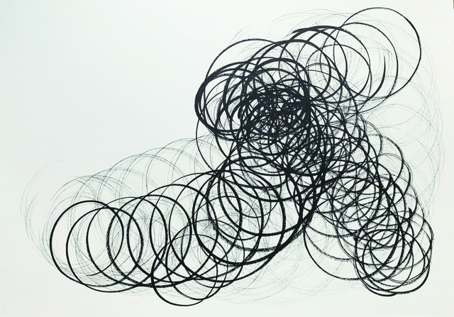 Masumi Sakagami, 'A Branch of Wisteria Original (Ver. New York, NY)', 2019, Walter Wickiser Gallery