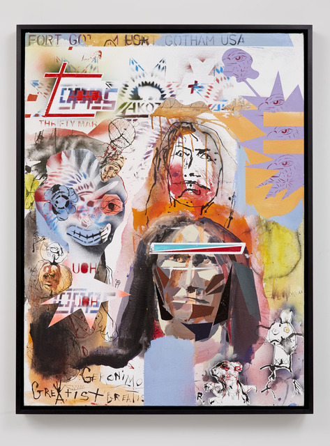 , 'Greatest Geronimo,' 2013, Jack Shainman Gallery