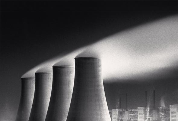 Michael Kenna, 'Chapel Cross Power Station, Study 1, Dumphries, Scotland', 1985, Photography, Silver Gelatin Print, Weston Gallery