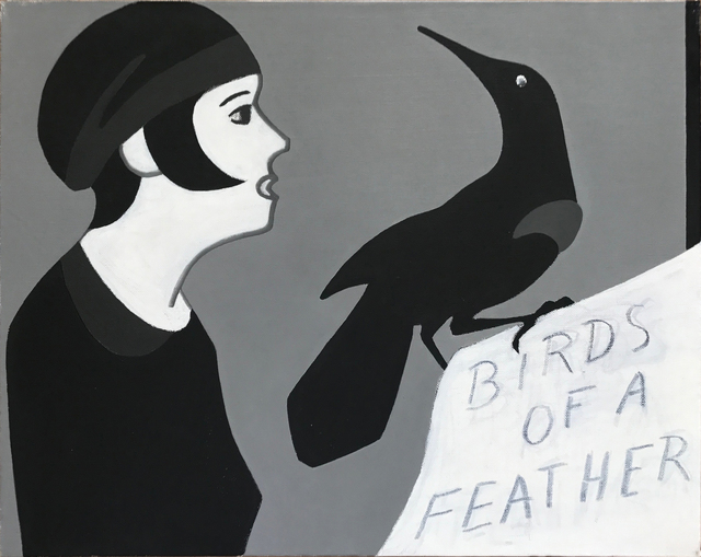 , 'Birds of a Feather,' 2013, Galerie Camille