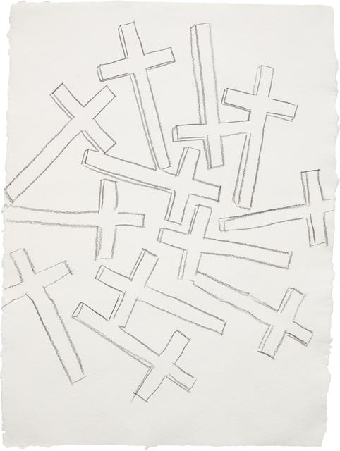 Andy Warhol, 'Crosses', ca. 1981-1982., Phillips