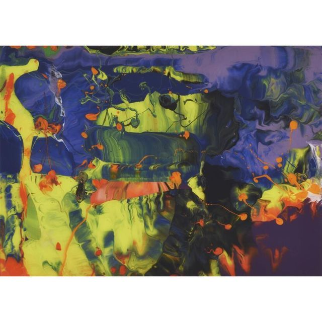 Gerhard Richter, 'P08-P11 (Portfolio of 4)', 2014, Weng Contemporary