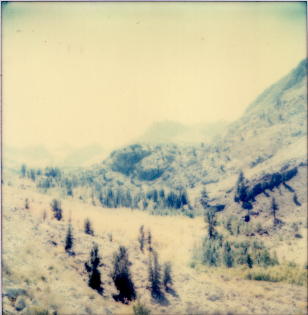 Stefanie Schneider, 'The Valley - this used to be my Valley', 2003, Photography, Analog C-Print, hand-printed by the artist on Fuji Crystal Archive Paper, based on an expired Polaroid, mounted on Aluminum with matte UV-Protection, Instantdreams