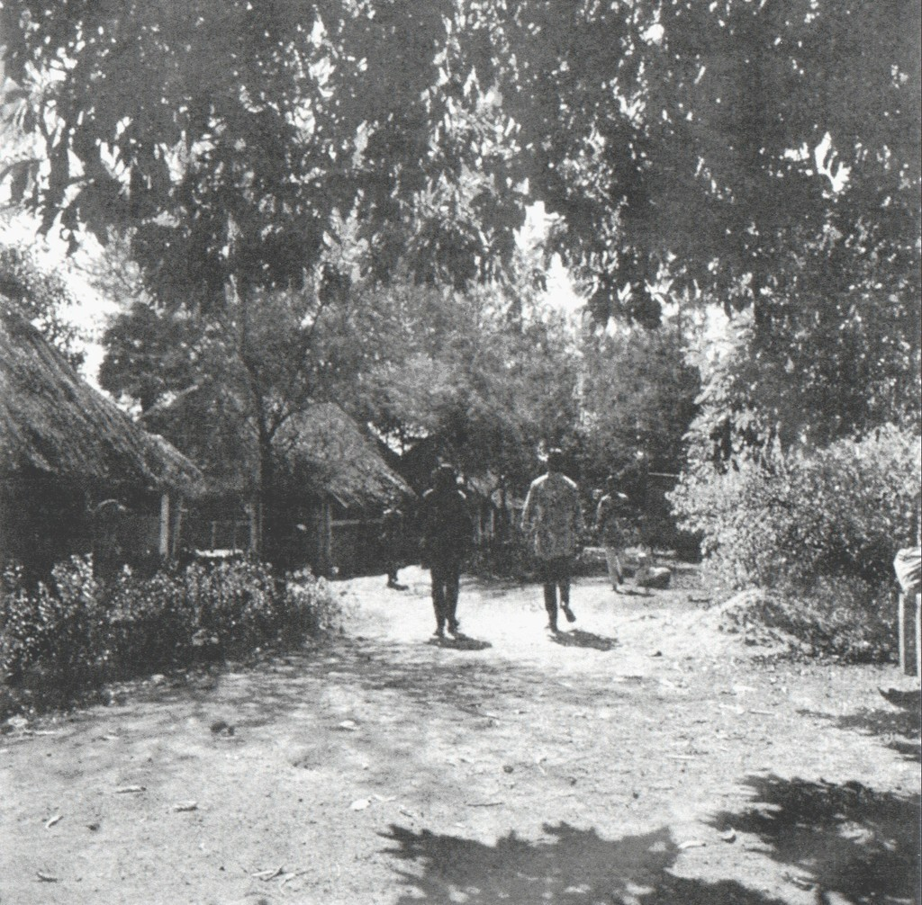 Image: Enter Cholamandal, published in Artrends: A Contemporary Art Bulletin, vol. 11, no. 3-4, and vol. 12, no. 1, July 1976–1977.  Courtesy of Cholamandal Artists' Village.