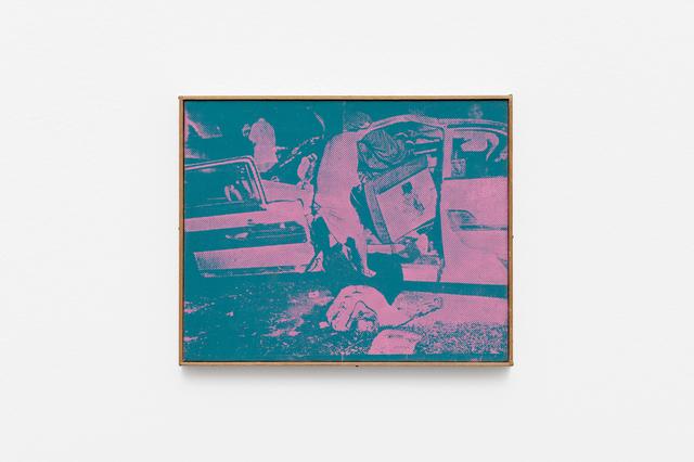 , 'Warhol, Saturday Disaster, 1970,' 1970, Galerie Mitterrand