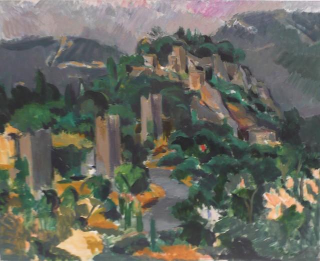 , 'S.T.,' 1984, Galeria Carles Taché