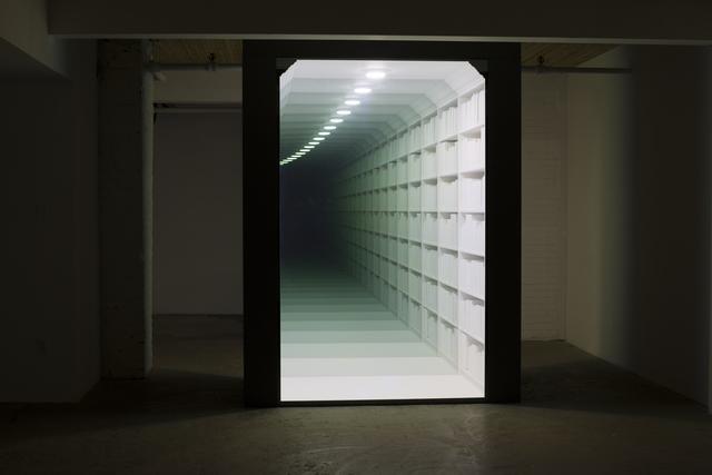 , 'Lost in reflexion,' 2015, Art Mûr