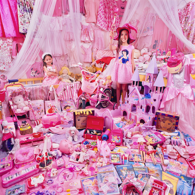 , 'Charity & Hopey and Their Pink Things,' 2011, Rosier Gallery