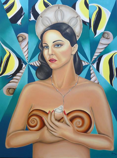 Ines Mora, 'Infinity', 2018, Gallery 104