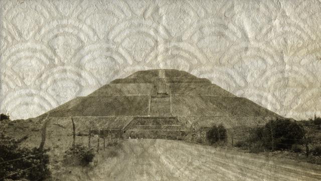 , 'Soles sobre Teotihuacán,' 2017, Patricia Conde Galería