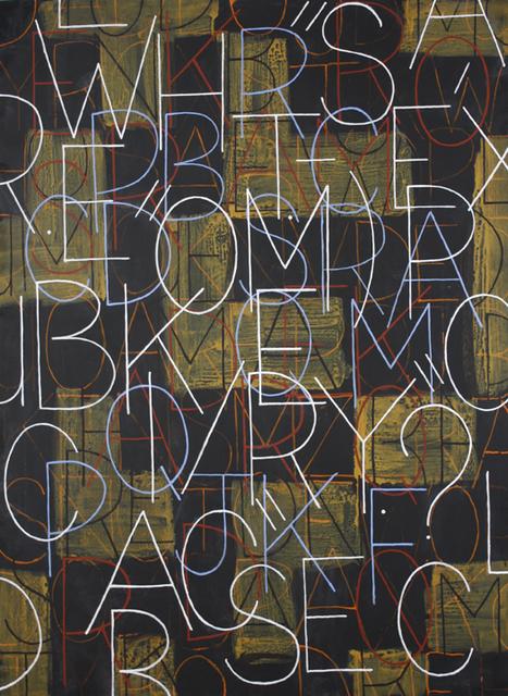 , 'When You Look At Me,' 2014, 532 Gallery Thomas Jaeckel