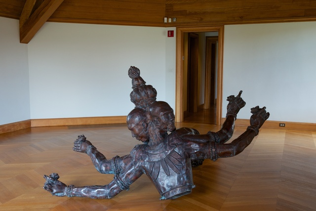 , 'Small Three Heads Six Arms,' 2011, Storm King Art Center