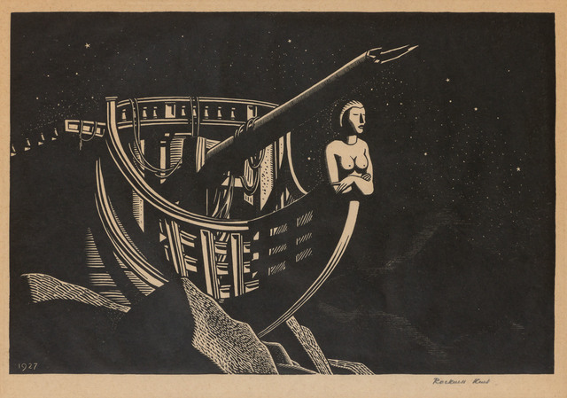 Rockwell Kent, 'IMPERISHABLE (BURNE JONES 16)', 1927, Doyle