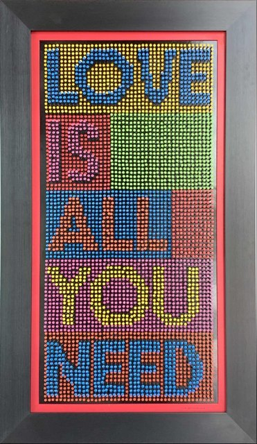 Efraim Mashiah, 'Love Is All You Need', 2018, Elena Bulatova Fine Art