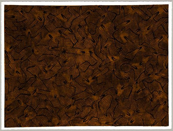 , 'Ecriture Series IV,' 1994, Galerie Bhak