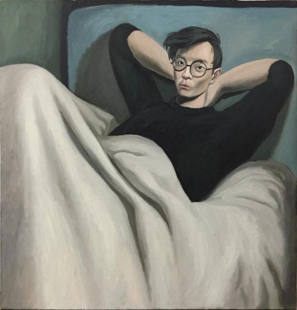 , 'Xiao Zhao,' 2017, Tang Contemporary Art