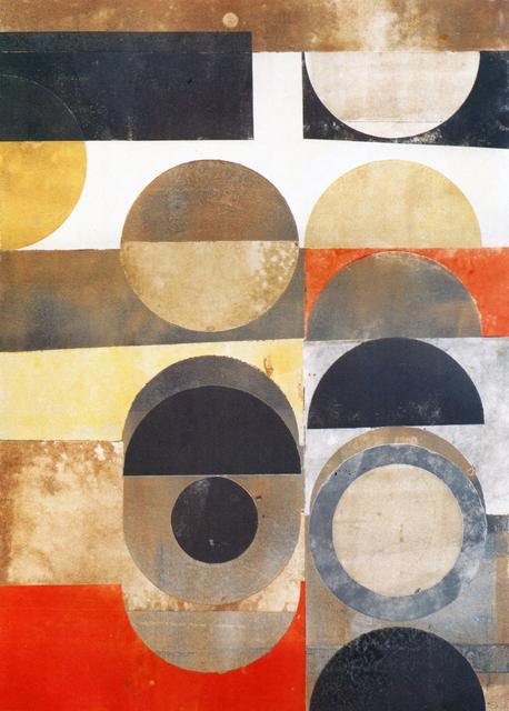 , 'Movimiento perpetuo,' 1958, RO Galeria de arte