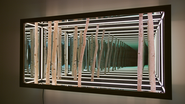, 'Birch ,' 2019, Melissa Morgan Fine Art