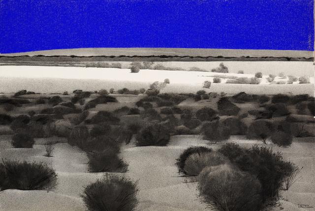 , 'Wadi el Natroon No 1,' 2017, al markhiya gallery