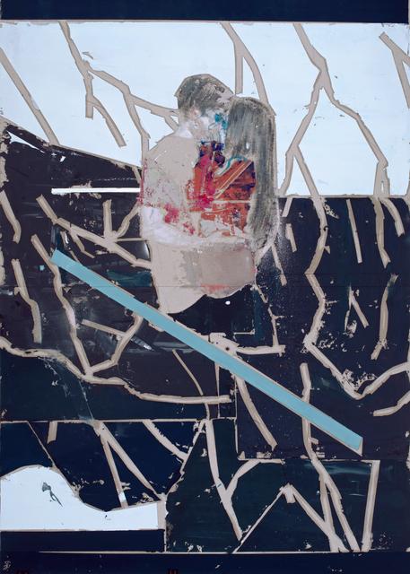 , 'Kiss,' 2019, Galleria Doris Ghetta