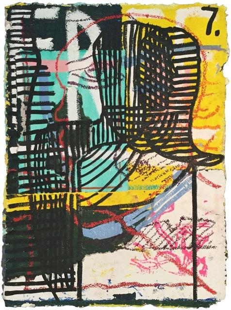 , 'Free No.7,' 2015, Tiwani Contemporary