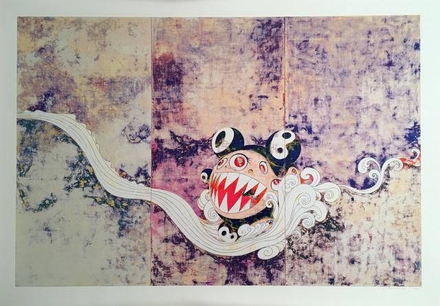 Takashi Murakami, '727 Silkscreen', 2016, Print, Silkscreen, Dope! Gallery
