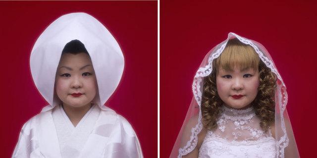 Tomoko Sawada, 'Bride (10 + 11)', 2007, ROSEGALLERY