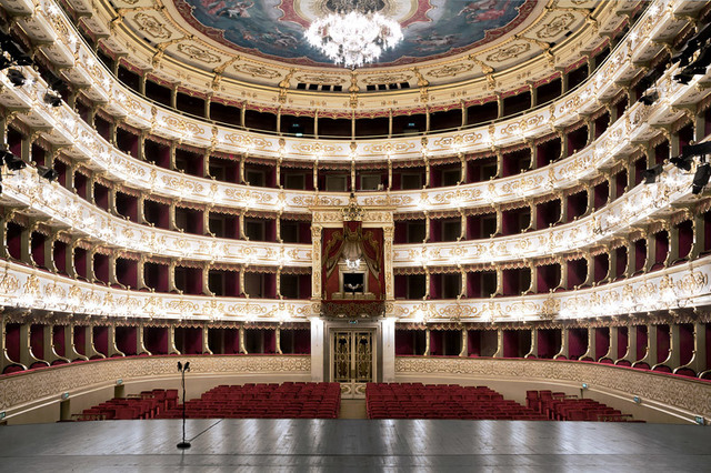 , 'Monologue – Teatro Regio, Parma,' 2014, Zuecca Project Space