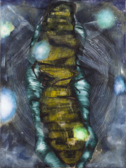 Magdalena West, 'Was bedeutet ein Holzwurm?', 2013, galerie burster