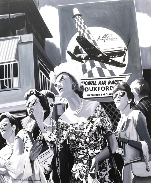 , 'Duxford airshow,' 2017, Galerie Artefact