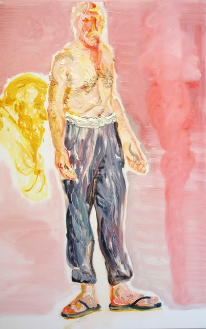 , 'Ich / Papst Sixtus,' 2014, Flowers