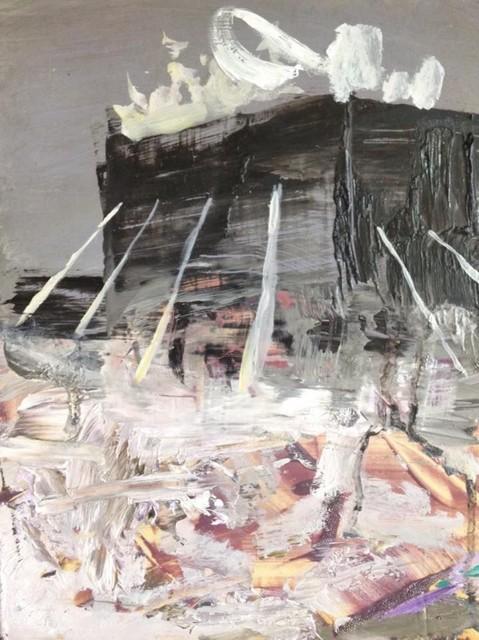 , 'Black Box,' 2015, Quadro 21 Gallery