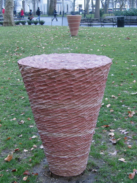 , 'One Meter Tornado- External,' 2004, Madison Square Park