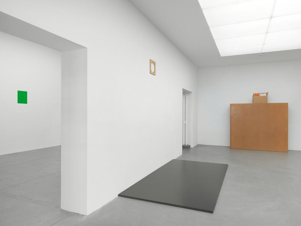 Imi Knoebel, Exhibition view Museum Haus Konstruktiv, 2018. © 2018, ProLitteris, Zurich; IMI KNOEBEL (Photo: Stefan Altenburger)