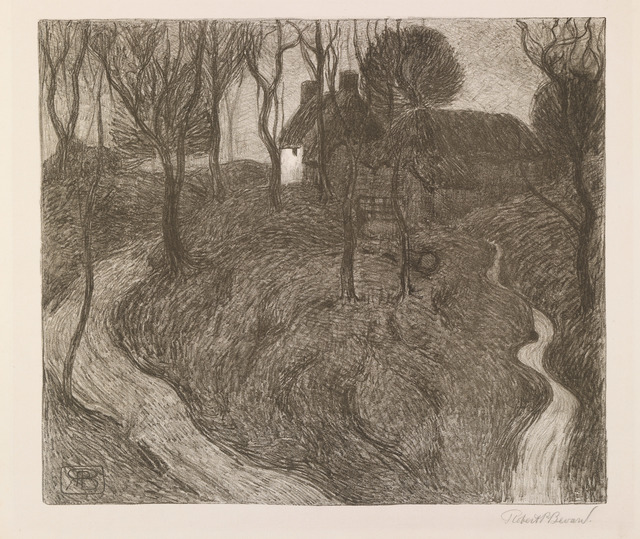 , 'Hawkridge,' 1900, The Fine Art Society