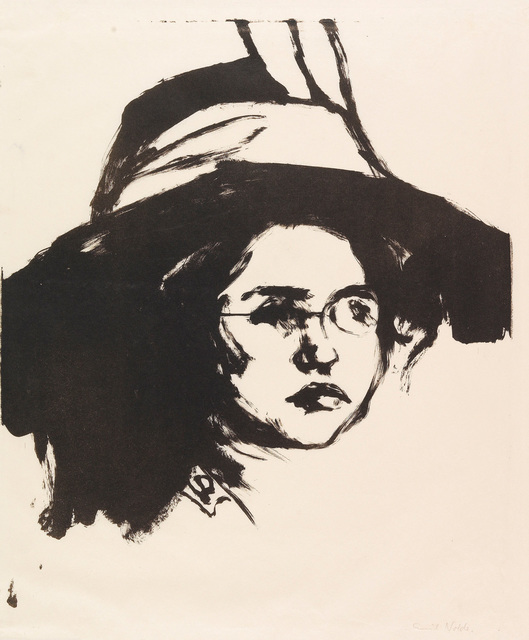 , 'Johanna,' 1911, Jörg Maass Kunsthandel