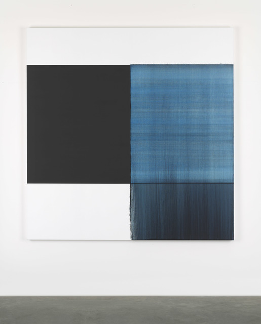 , 'Exposed Painting Oriental Blue ,' 2017, Kerlin Gallery