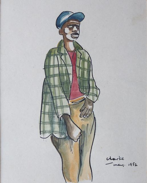 , 'Boy with Blue Cap  1952 ,' 1952, EBONY/CURATED