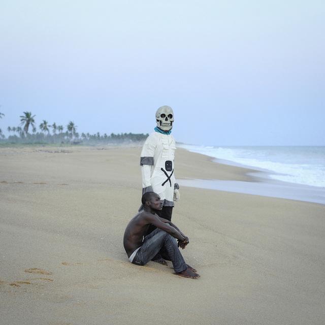 , 'Geraldo De Souza and The Death,' 2011, L'agence à Paris