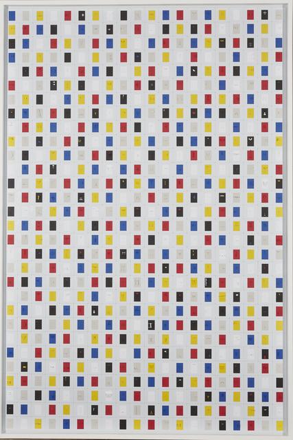 Marco Maggi, 'Spelling Multicolor', 2018, Piero Atchugarry Gallery