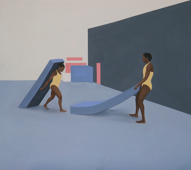 THENJIWE NIKI NKOSI, 'Moving Mats', 2019, Mariane Ibrahim Gallery