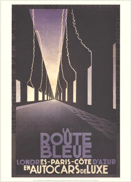 , 'La Route Bleue,' 1998, ArtWise