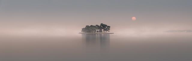 , '山紫水明 ・日 / The scenic Beauty-Sun,' 2018, ARTE GLOBALE