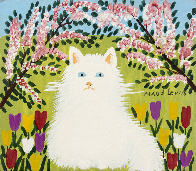 , 'White Cat,' , Oeno Gallery