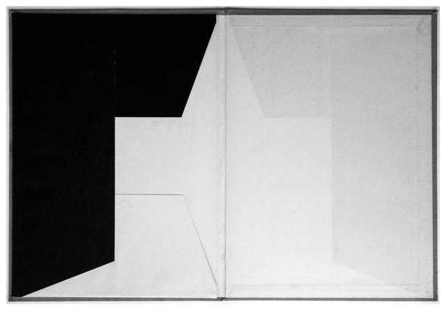 ", 'S/T (carpeta ""Doce Cabezas"", de Luís Seoane)    Untitled (empty binder of Luis Seoane's portfolio ""Twelve Heads""),' 2014, Maus Contemporary"