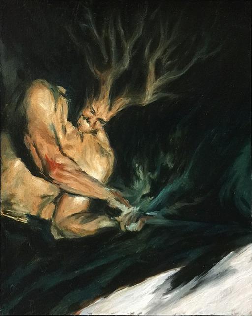 , 'Cernunnos,' 2017, Haven Gallery